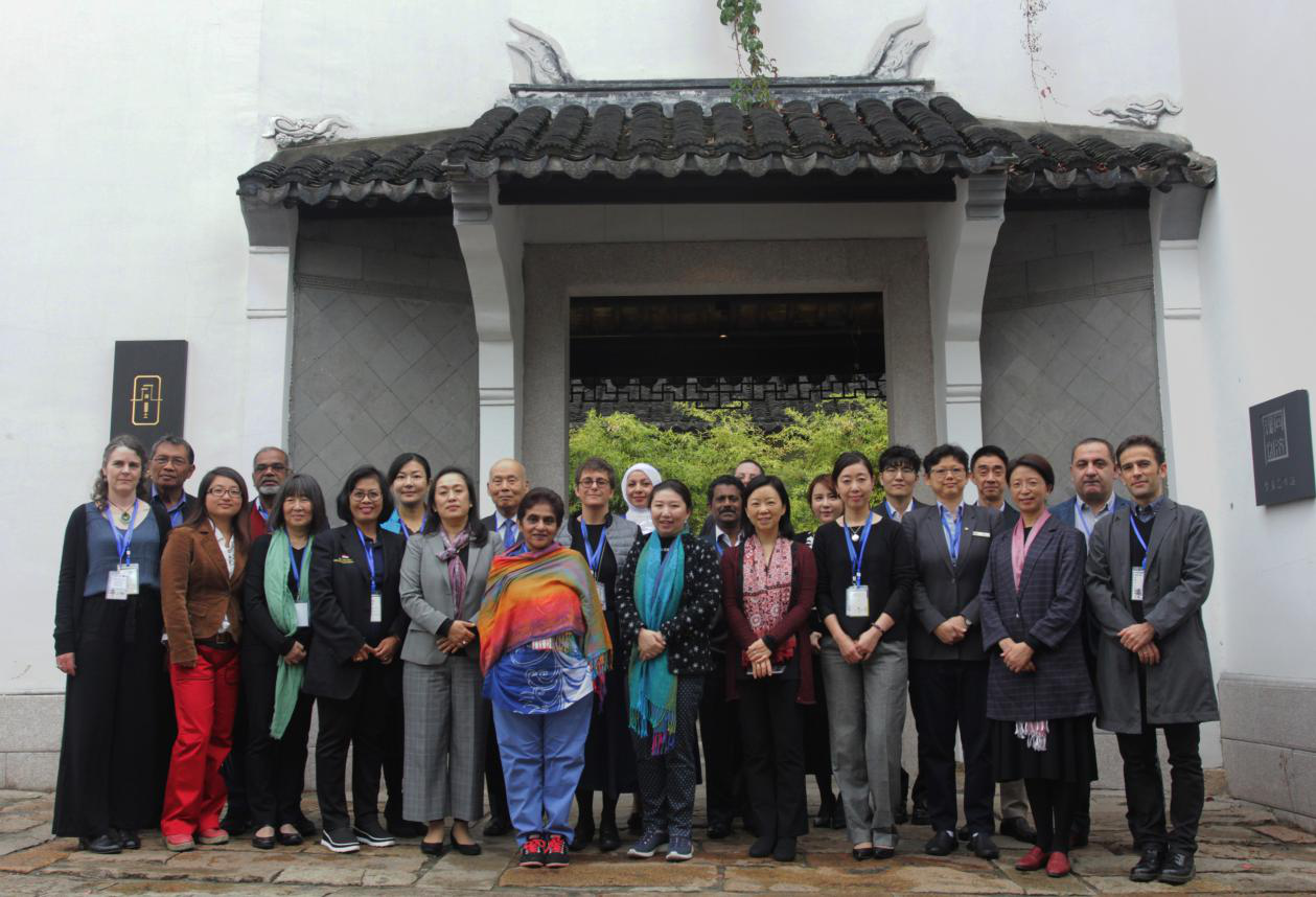 First Meeting on Networking of Asia-Pacific Heritage Practitioners