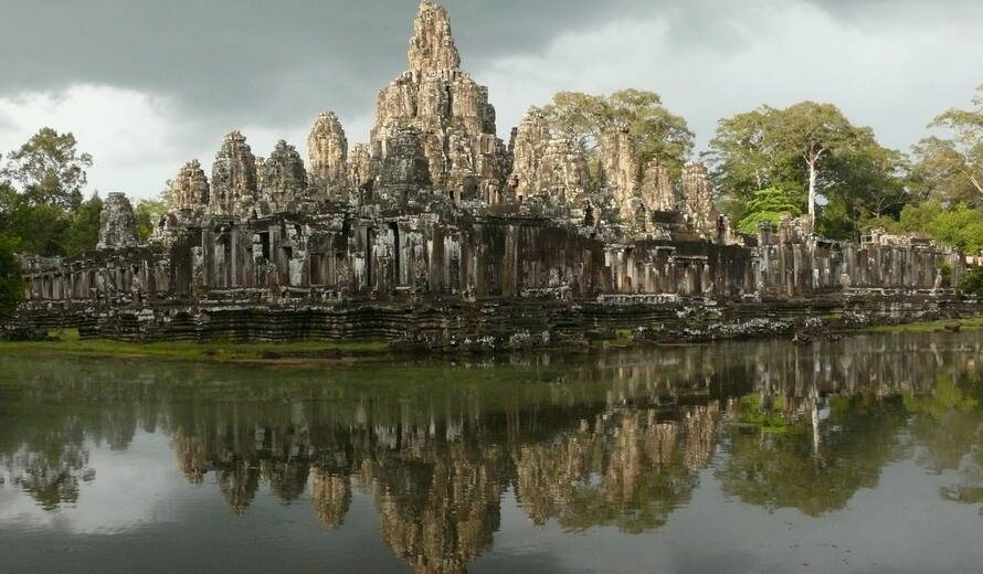 UNESCO statement on a reported construction project near the World Heritage site of Angkor in Cambodia